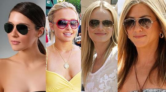 7396c52bf Se você não abre mão de um belo óculos de sol, fique por dentro das  tendências para a temporada de verão 2014.