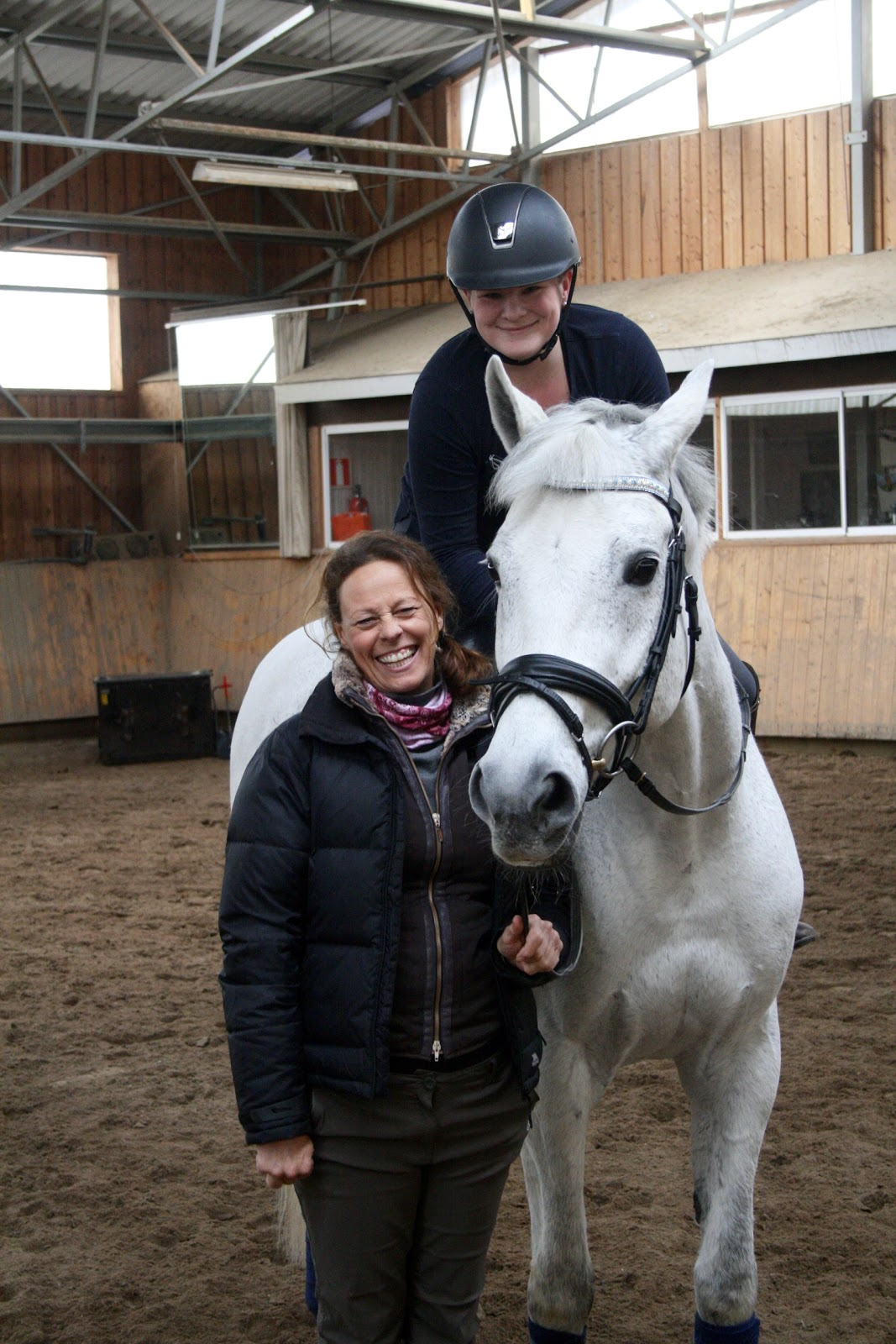 Dressage training with Jane Cannon: be more authentic as a rider