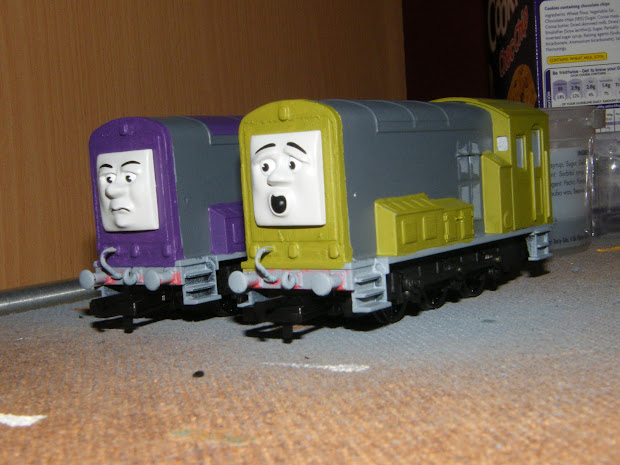 Hornby Thomas And Friends Splatter Dodge Imgurl