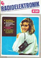 Okładka Radioelektronik 4/89