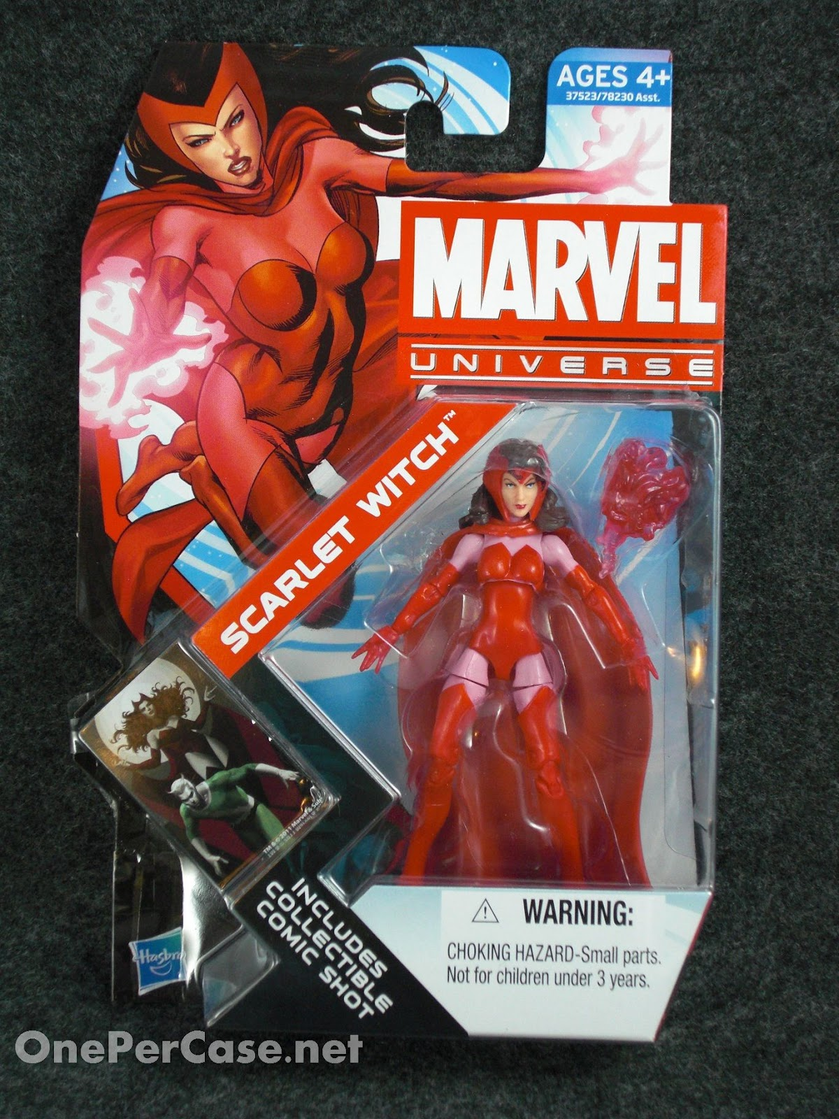 One Per Case: Marvel Universe - Scarlet Witch Wave 19 #016