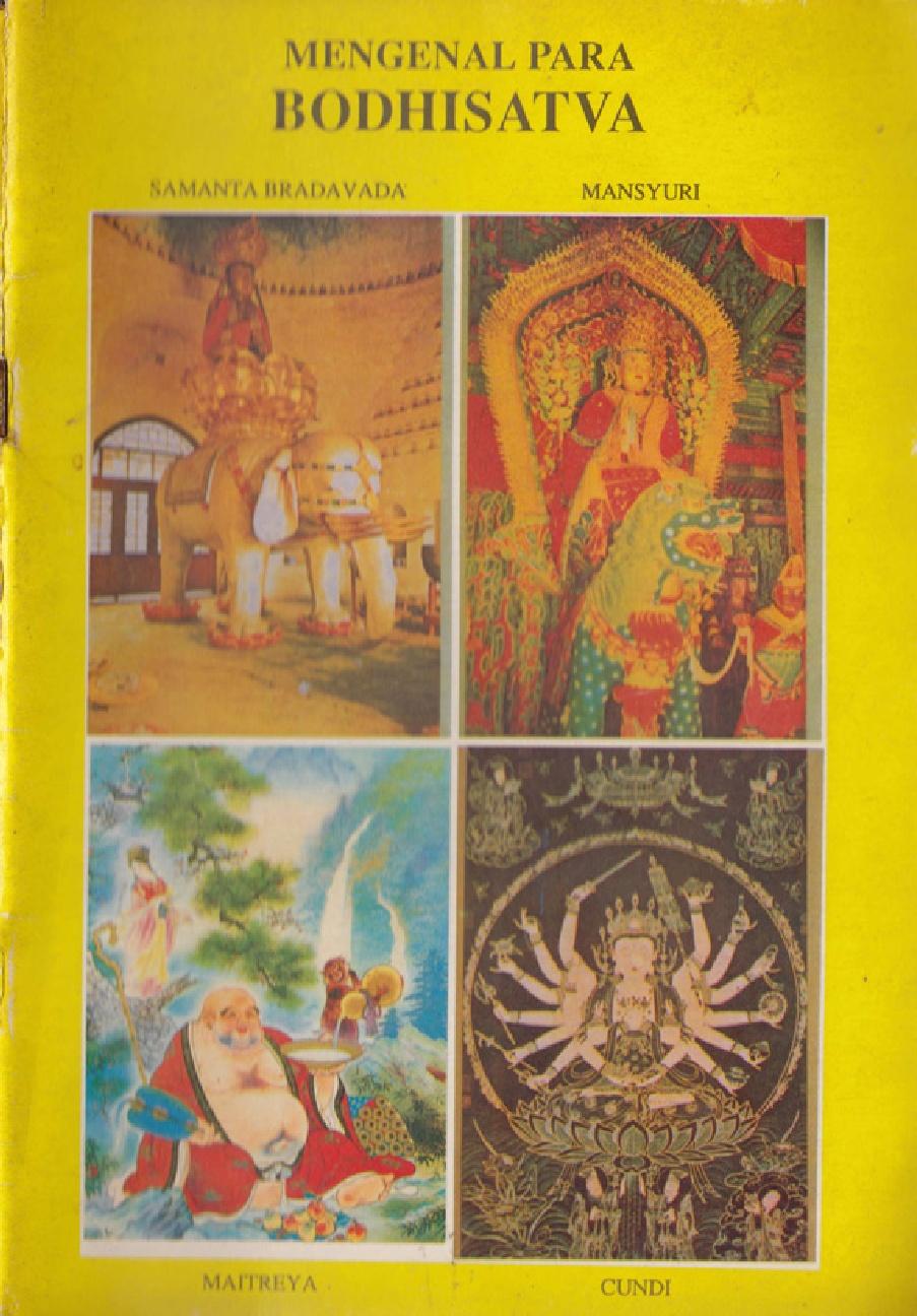 Belajar Agama Buddha: Doktrin Bodhisattwa