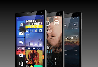 Nokia Lumia 940 Mobile with 5.2Inch Full HD Display