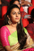 Niharika at Oka Manasu Audio function-thumbnail-17