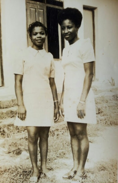 Throwback Photo Of Patience Ozokwor As A Teenage Girl