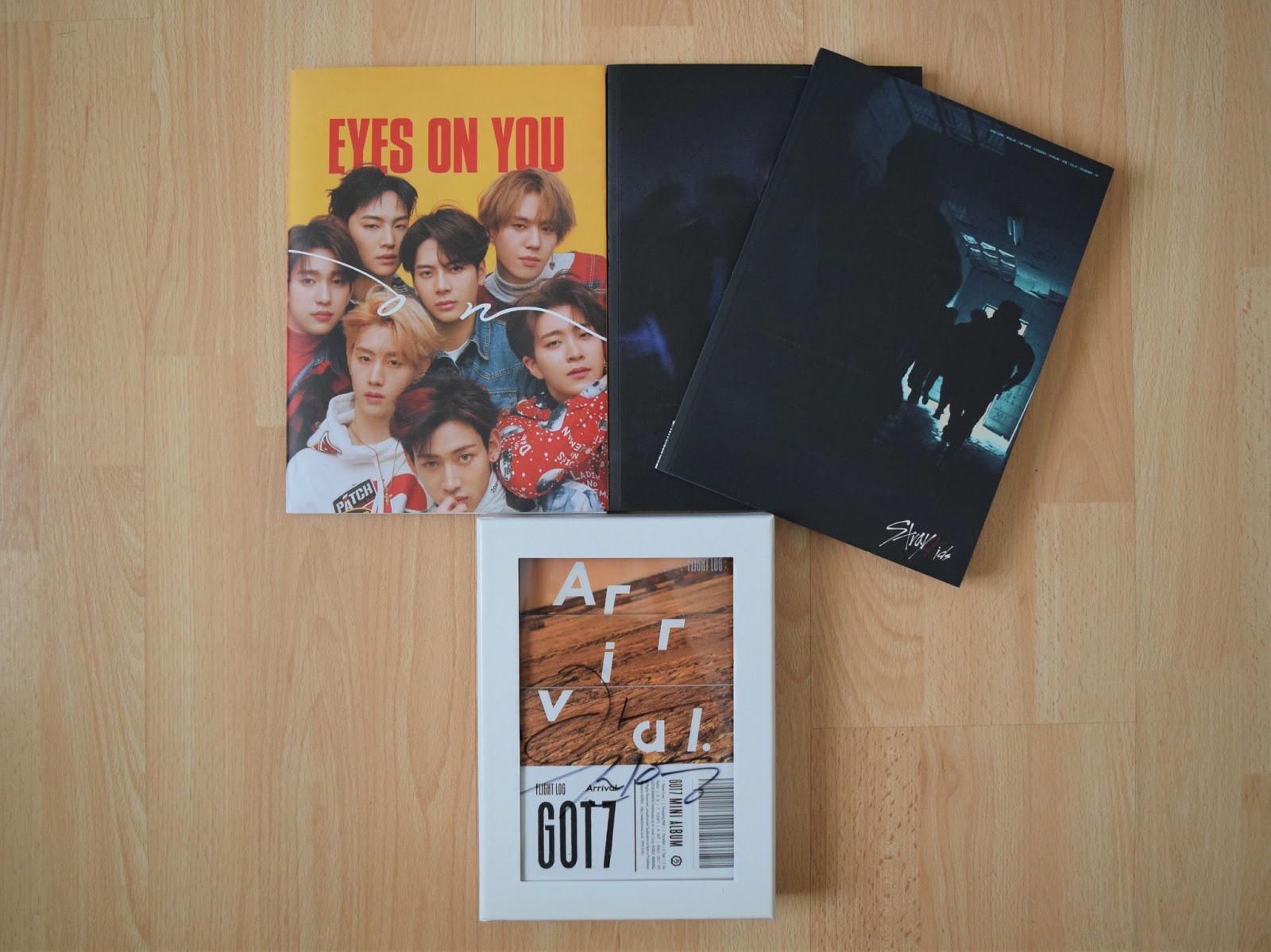 April K-Pop Haul 2