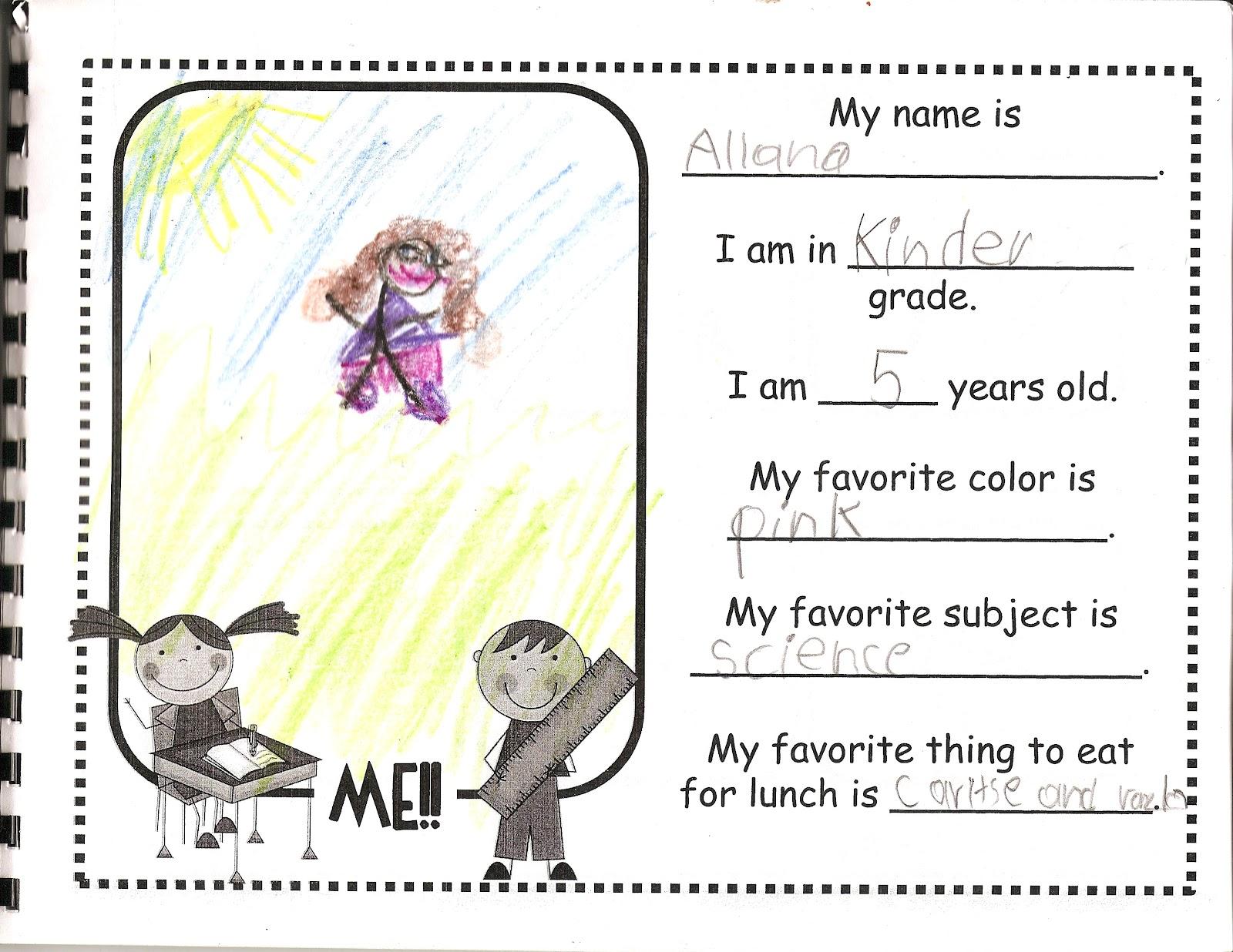 The Davis Dailies Kindergarten Memory Book