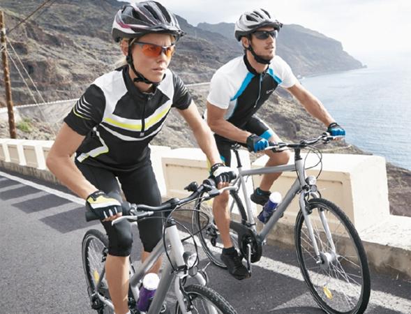 ropa y accesorios de ciclismo Lidl