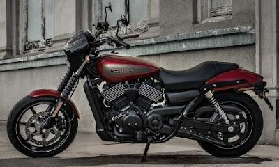 2017 Harley-Davidson Street 750 Hd Photos;