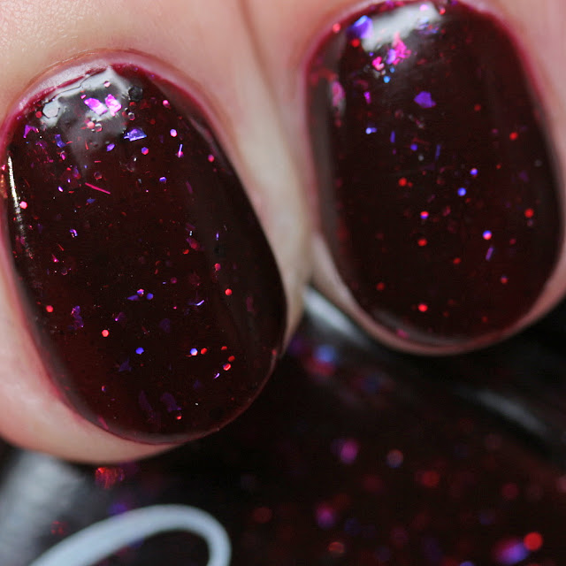Colors by Llarowe Love Spell February 2019 Polish of the Month