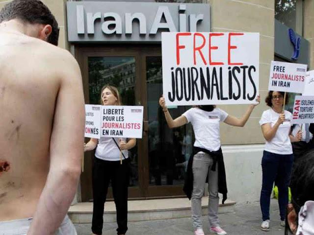 Peringkat Kebebasan Pers di Iran Merosot Setelah Penjarakan Wartawan