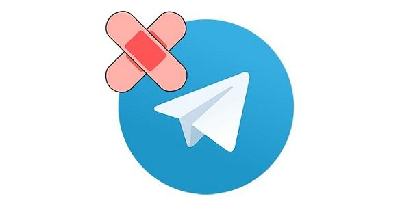 عطل كبير يصيب برنامج Telegram