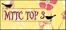 My Time to Craft - Top 3