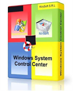 WSCC (Windows System Control Center) Portable