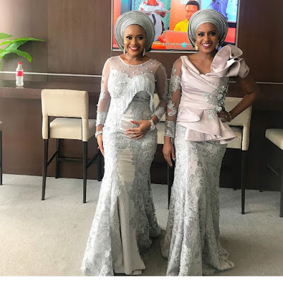 Gorgeous and Stunning Aso-Ebi Styles You Should See