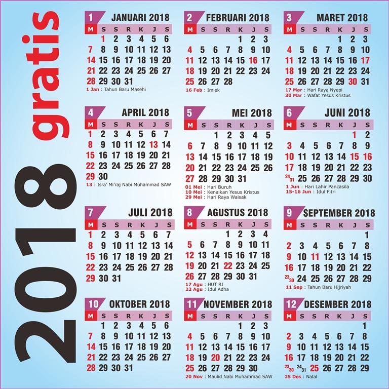 kalender gratis