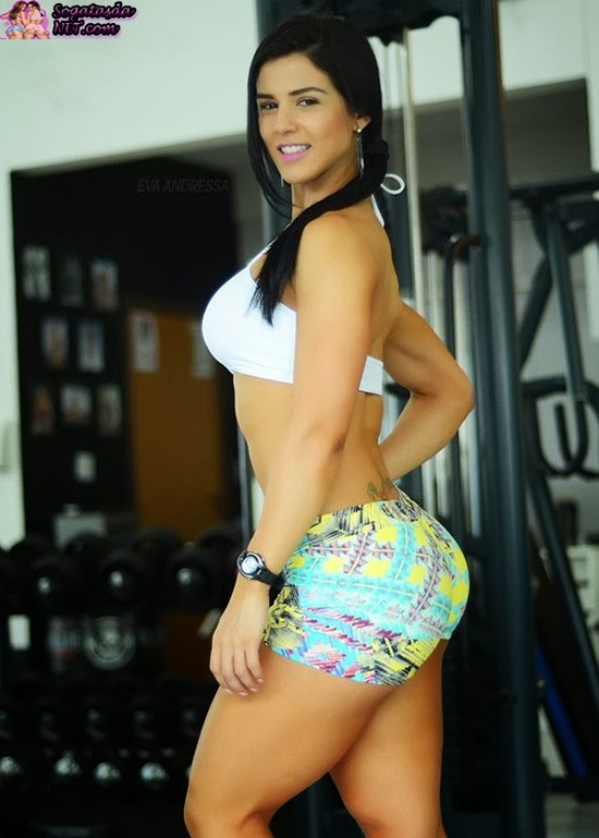 A Musa do Fitness Eva Andressa - Foto 20