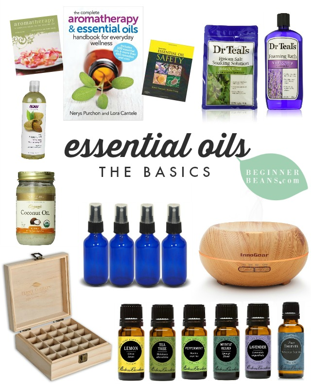 Getting Start Using Essential Oils (Safely)