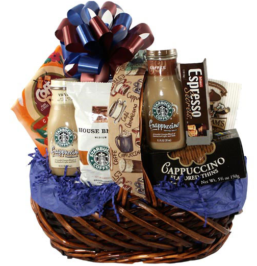 Unique Gift Basket Ideas: Frugal NYC Girl: Starbucks Gift Sets Ideas