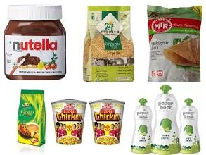 Cooking Essentials, Snacks, Beverages – Upto 30% Off + upto Rs.900 worth Amazon.in Gift Voucher