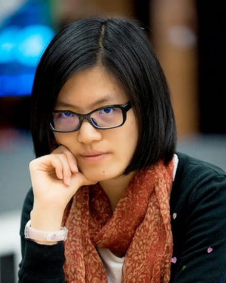 hou yifan net worth