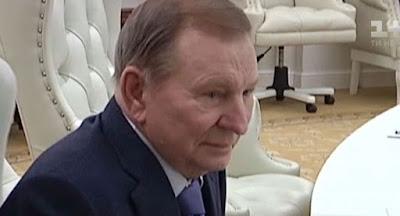 Кучма уходит с поста главы украинской делегации на минских переговорах