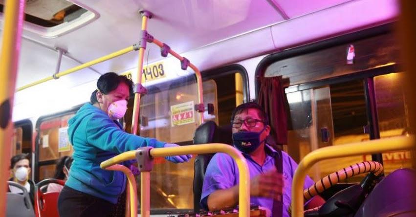 BONO FAMILIAR UNIVERSAL: Bono de S/ 760 también será para conductores de transporte público