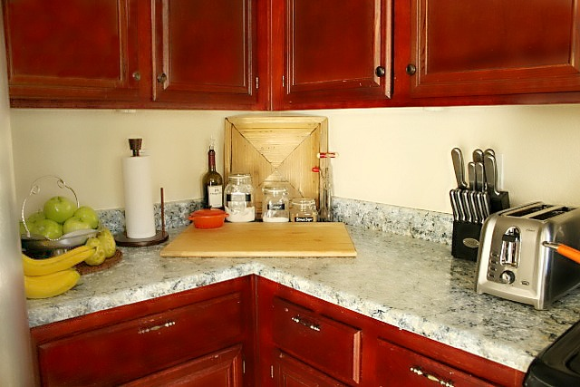 White Diamond Granite Countertops