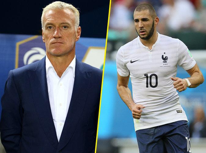 Benzema déclare que Deschamps a cédé à une partie raciste de la France