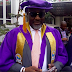 Dino Melaye Shares His NYSC Certificate, Attends Senate Plenary Session In Academic Gown