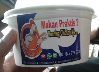 Running Chicken di CFD Purwodadi