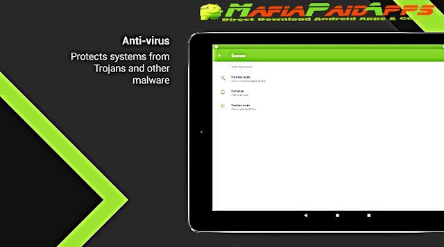 Dr.Web Security Space Life Apk + Key MafiaPaidApps