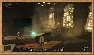 Deus Ex Human Revolution Gameplay Screenshots