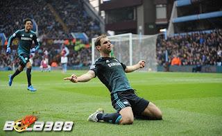 Agen Bola Terpercaya : Prediksi Skor Aston Villa Vs Chelsea Fc 02 April 2016
