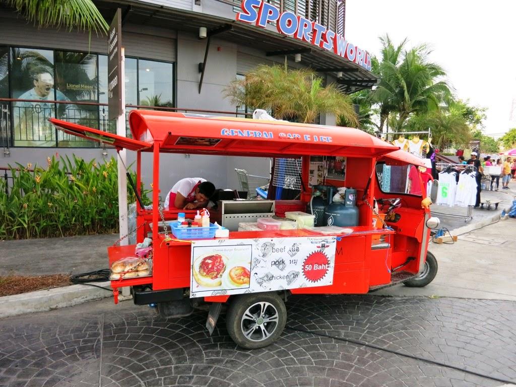 People S Burger Food Truck