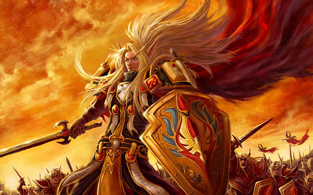 Blood Elf (4e Race) - D&D Wiki
