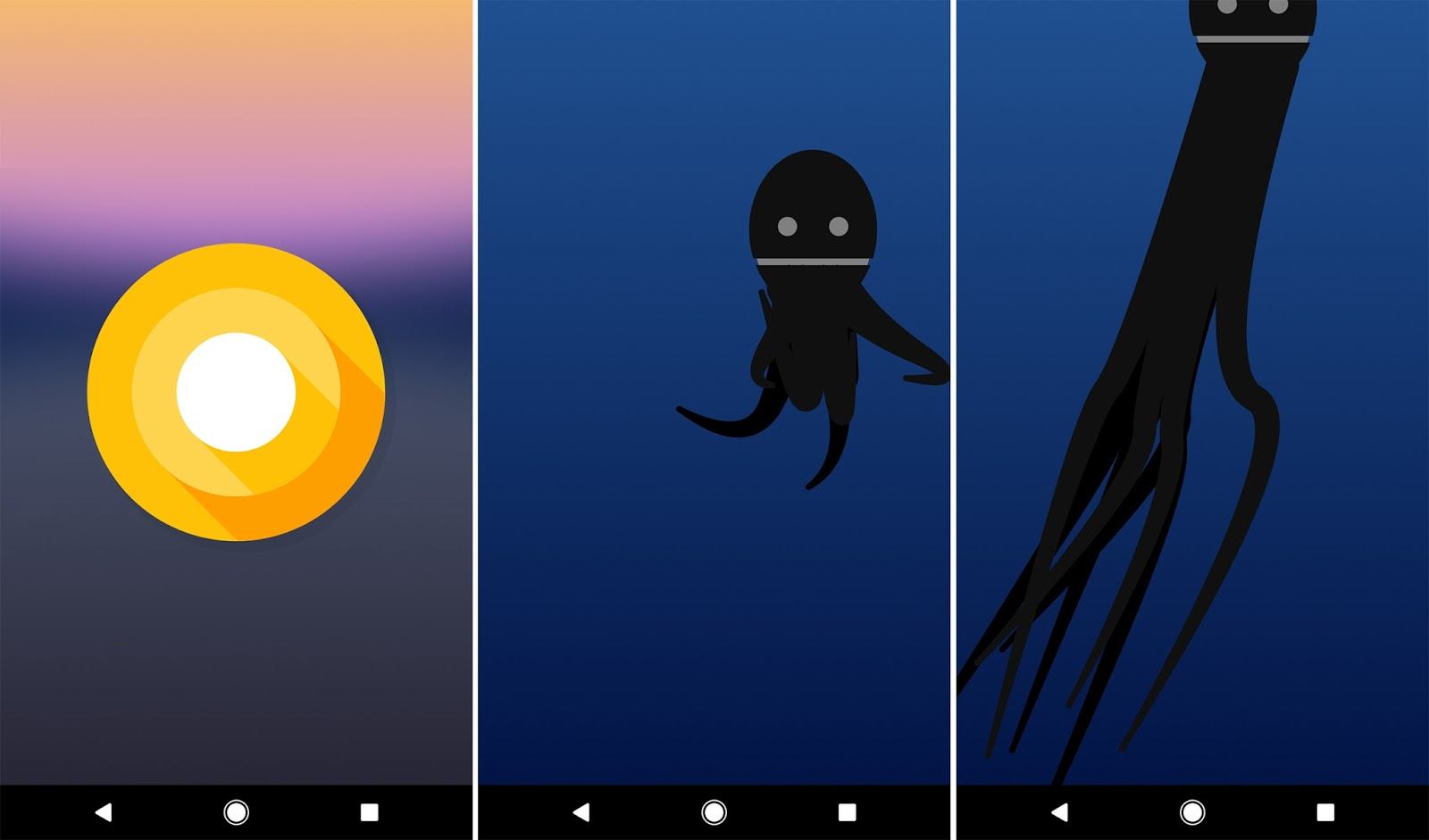Android Oreo Easter Egg