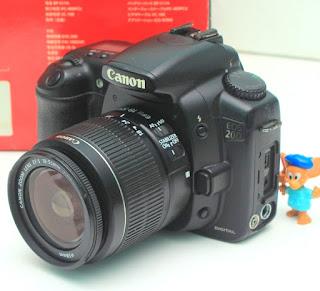 Canon EOS 20D Seken