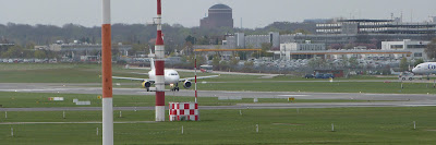 Hamburg Flughafen Flugzeug