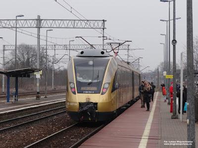 EN61-001, Pociąg Papieski, Przewozy Regionalne