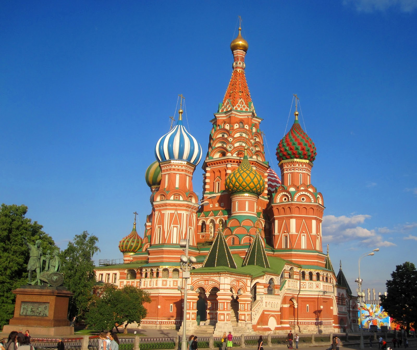 Cannundrums Saint Basil S Cathedral Moscow