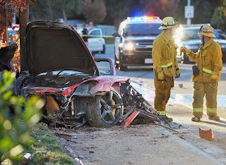 Foto3 Kecelakaan Paul Walker