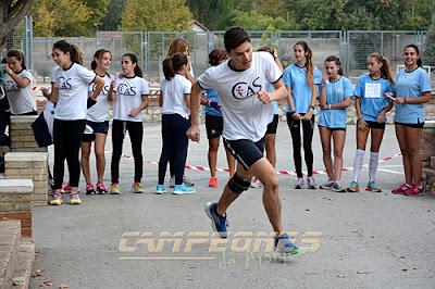 Atletismo Escolar Aranjuez - Cross de Santiago