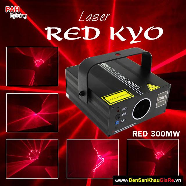 Đèn laser Red Kyo