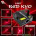 Đèn laser Red Kyo tia sáng mạnh mẽ