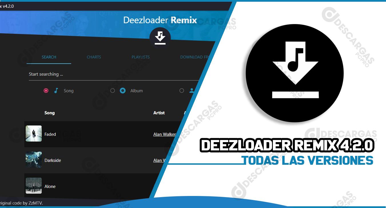 deezloader remix 4.2.0 apk