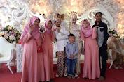 Akhirnya Pasangan Adit-Ira Resmi Menjadi Suami Isteri