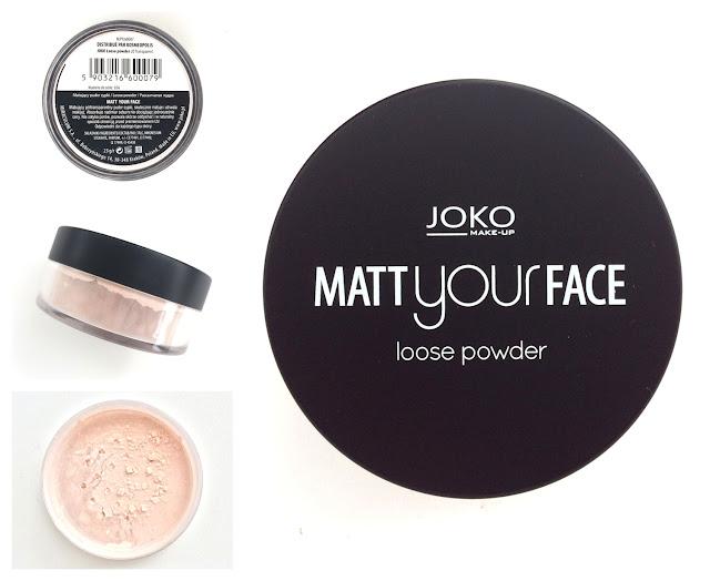 JOKO MAKEUP Loose Powder Matt Your Face . Review Photos Swatche (Promo Code)