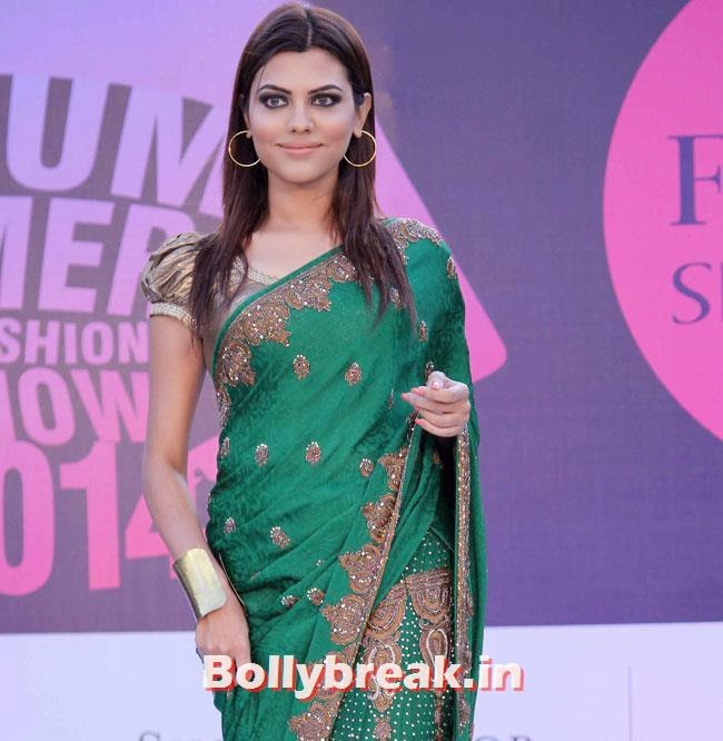 Femina Festive Showcase 2014 Fashion Show