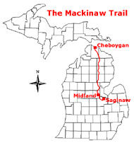 Mackinac Trail Map